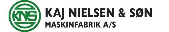 KNS Logo med sort tekst